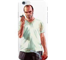 Burn - Trevor Philips iPhone Case/Skin