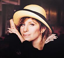 Barbra Streisand: The Broadway Album [Alt.] by michaelroman