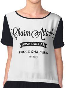 Josh Dallas - Charm Attack - Light Chiffon Top