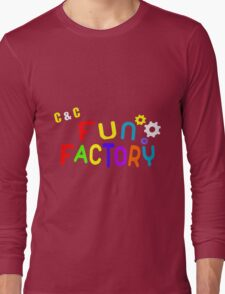 FUN FACTORY Long Sleeve T-Shirt