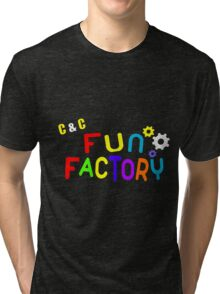 FUN FACTORY Tri-blend T-Shirt