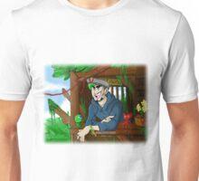 Jack, Sam, and a Yarny! Unisex T-Shirt