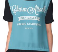 Josh Dallas - Charm Attack - Light Chiffon Top