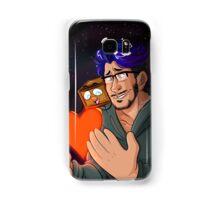 Space is so cool - Markiplier Samsung Galaxy Case/Skin