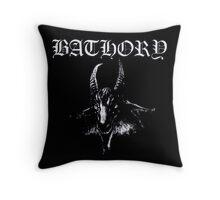 Bathory Throw Pillow