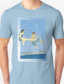 Jack Knife Pool Party Unisex T-Shirt