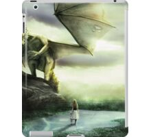 Unexpected encounter iPad Case/Skin