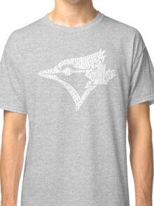 Toronto Blue Jays (white) Classic T-Shirt