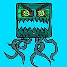 Crazy Cassette by GrimDork