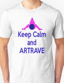 Lady GaGa ArtPop T shirt 1 - Keep Calm and ARTRAVE Unisex T-Shirt