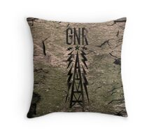 Galaxy News Radio Throw Pillow