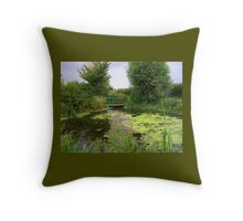 Varden's Pond Throw Pillow