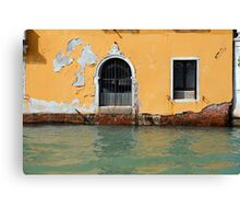 All About Italy. Venice 2 Canvas Print