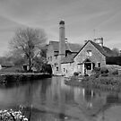 The Old Mill, Lower Slaughter by Matthew Walters