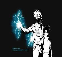 Kakashi and Sasuke Unisex T-Shirt