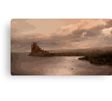 King's Landing Canvas Print
