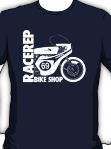 Honda RC163 Race Motorbike Logo T-Shirt