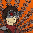 Professor Gyrus by GrimDork