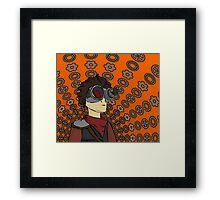 Professor Gyrus Framed Print