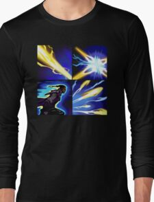 Lucian Ability Icons Long Sleeve T-Shirt