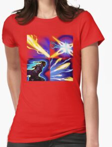 Lucian Ability Icons Womens Fitted T-Shirt