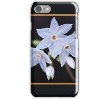 Paperwhite Winter Flowers iPhone Case/Skin