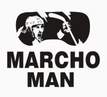 "Brad ""Marcho Man"" Marchand by Rob Davies"