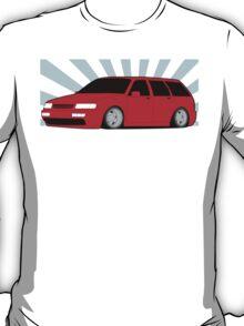 Red Passat Wagen T-Shirt