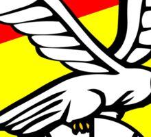 Bolivia Soccer Logo Sticker
