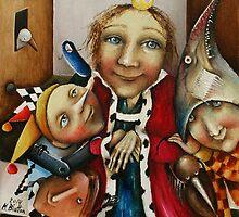 Flatterers by Monica Blatton
