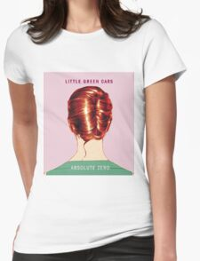 Little Green Cars - Absolute Zero Womens Fitted T-Shirt