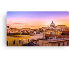 Saint Peter Church (Vatican City) - View Canvas Print
