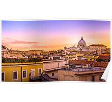 Saint Peter Church (Vatican City) - View Poster