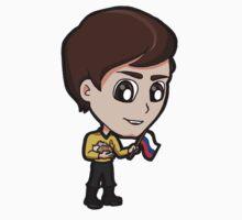 Star Trek TOS - Ensign Pavel Andreievich Chekov Chibi by Zphal