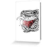 The Guesser is a Mess Greeting Card