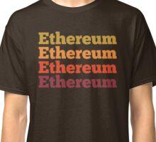 Ethereum, Ethereum, Ethereum Classic T-Shirt