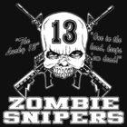 Zombie Snipers Dark by atomicgorilla