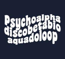 Psychoalphadiscobetabioaquadoloop One Piece - Long Sleeve