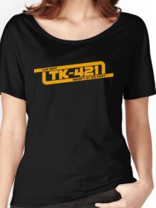 TK-421 Women's Relaxed Fit T-Shirt
