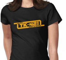 TK-421 Womens Fitted T-Shirt