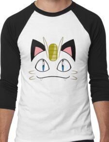 Meowth Men's Baseball ¾ T-Shirt