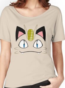 Meowth Women's Relaxed Fit T-Shirt