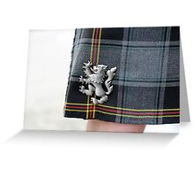 Mind Those Claws!! Greeting Card