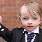 Formal Little Man by dgscotland