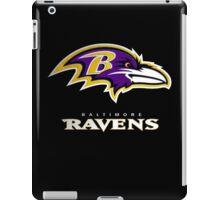 baltimore ravens iPad Case/Skin