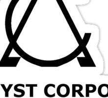 Alchemyst Corporation Sticker