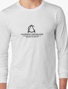 Alchemyst Corporation Long Sleeve T-Shirt