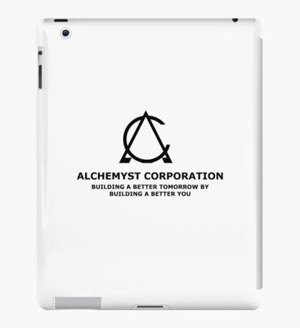 Alchemyst Corporation iPad Case/Skin