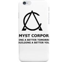 Alchemyst Corporation iPhone Case/Skin