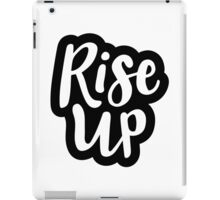 Rise Up (Hamilton the Musical) iPad Case/Skin